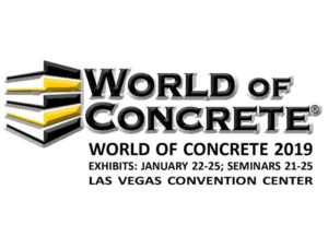 World of Concrete exhibition PRATTO SA